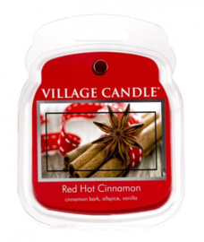 Red Hot Cinnamon  Village Candle Wax Melt