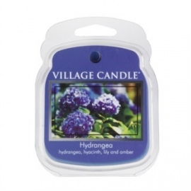 Hydrangea  Village Candle  1Wax Meltblokje