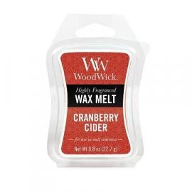 Cranberry Cider WoodWick  Waxmelt