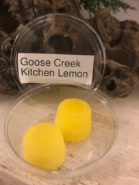 Kitchen Lemon  Goose Creek Candle   2  Wax Melt blokjes