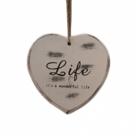 "Hart     Life it""s a wonderful life"