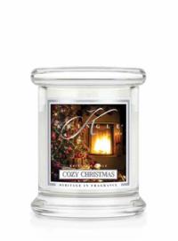 Cozy Christmas Kringle Candle 14,5oz Medium Jar  (2 Lonten)