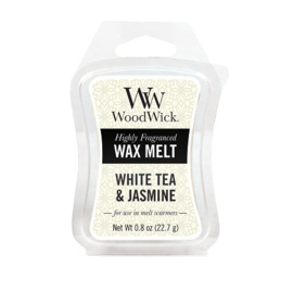 White Tea & Jasmine  WoodWick Waxmelt