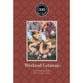 Weekend Getaway Geurzakje Bridgewater Candle Company