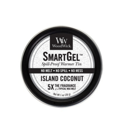 Island Coconut WoodWick   Smart Gel