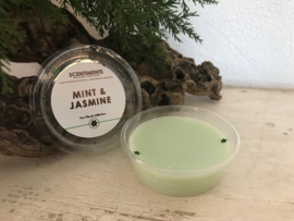 Mint & Jasmine Scentiments Waxpod