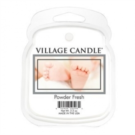 Powder Fresh  Village Candle Wax Melt 1 Blokje