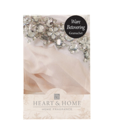 Ware Betovering Heart & Home Geurzakje