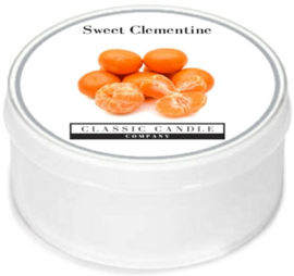 Sweet Clementine  Classic Candle MiniLight