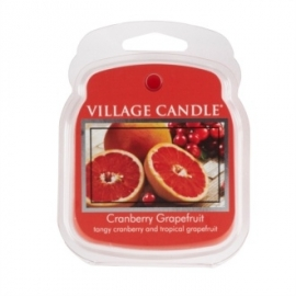 Cranberry Grapefruit Village Candle  Wax Melt