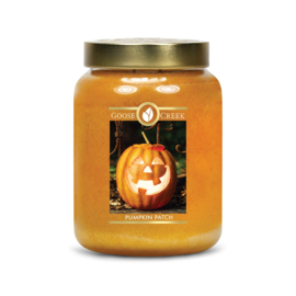 Pumpkin Patch Goose Creek Halloween  Candle  150 Branduren