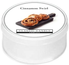Cinnamon Swirl   Classic Candle MiniLight