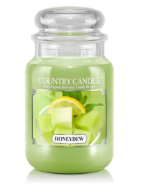 Honeydew Country Candle Large Jar 150 Branduren
