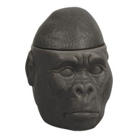 Waxmelt Geurbrander  Gorilla Bokita Zwart
