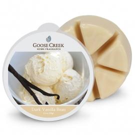 Dark Vanilla Bean Goose Creek 1 Waxmelt blokje