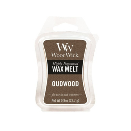 Oudwood WoodWick  Waxmelt