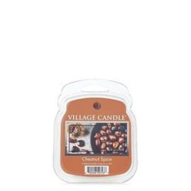 Chestnut Spice  Village Candle Wax Melt