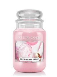 Blushberry Frosé Country Candle Large Jar 150 Branduren