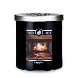 Fireplace  Goose Creek Candle Soy Wax Blend 50 branduren