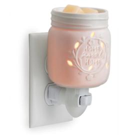 Aroma lamp  Mason met  EU stekker
