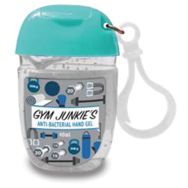 Handgel (anti-bacterieel) - Gym Junkie's 40 ml