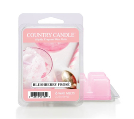 Blushberry Frose  Country Candle Wax Melt