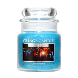Urban Nights  Village Candle Medium  105 Branduren