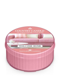 Welkom Home Country Candle Daylight