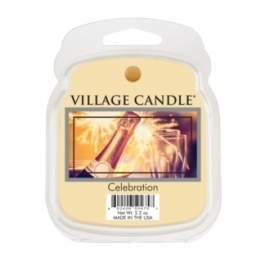 Celebration  Village Candle Wax Melt