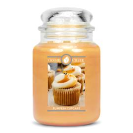 Pumpkin Cupcake Goose Creek Candle  150 Branduren