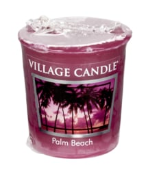 Palm Beach Village Candle Premium (61g) Votive Candle