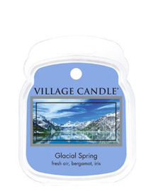 Glacial Spring Village Candle Waxmelt