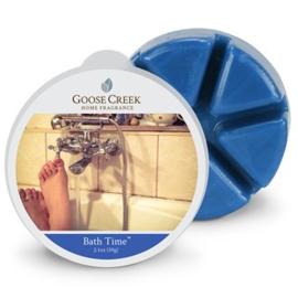 Bath Time Goose Creek 1 Waxmelt blokje