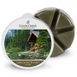 Cabin in the Woods Goose Creek Waxmelt