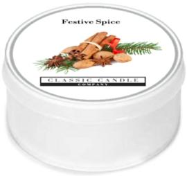 Festive Spice Classic Candle MiniLight