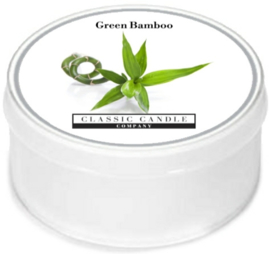 Green Bamboo Classic Candle MiniLight
