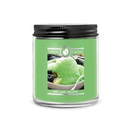 Key Lime Gelato Goose Creek  7oz soywax candle