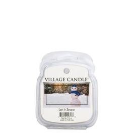 Let It Snow  Village Candle Wax Melt
