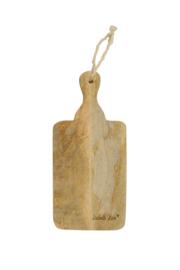 Isabelle Rose massief houten snijplank