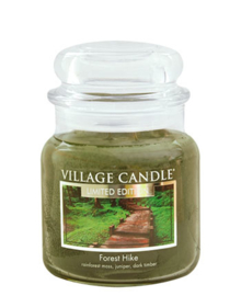 Forest Hike  Village Candle Medium  105 Branduren