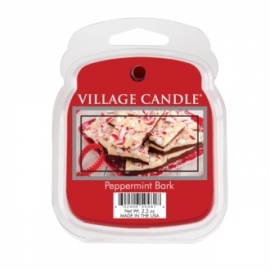 Peppermint Bark Village Candle Wax Melt