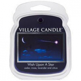 Wish Upon A Star Village Candle  1Wax Meltblokje