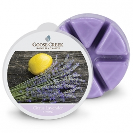 Citrus Lavender  Goose Creek Waxmelt