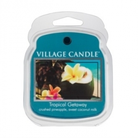 Tropical Getaway Village Candle 1 Wax Meltblokje