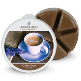 Coffee Shop Goose Creek  1 Waxmelt blokje
