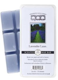 Lavender Lane Bridgewater Candle Company Wax melt 1 blokje