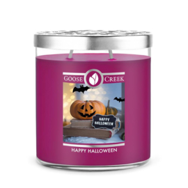 Happy Halloween  Goose Creek Candle®  453g Halloween Limited Edition