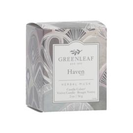 Haven Greenleaf Geurkaars