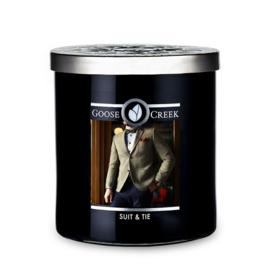Suite & Tie  Goose Creek Candle Soy Wax Blend 50 branduren