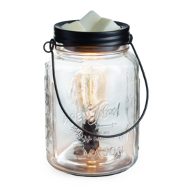 Edison Mason Jar Candle Warmers Geurbrander   40 Watt